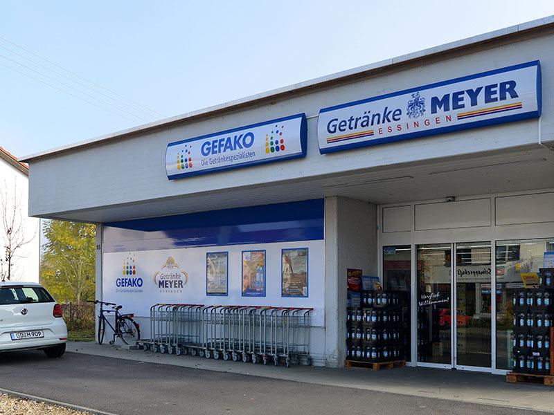 Getränke Meyer: Unsere Getränkemärkte in der Region